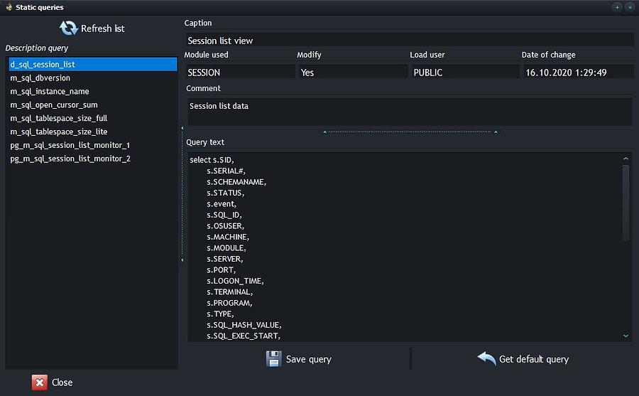 CerebroSQL - Program SQL editor