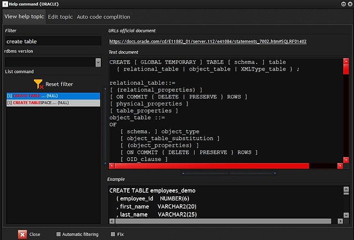 CerebroSQL help sql command.jpg