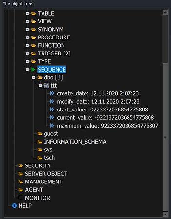 [CerebroSQL] Sequence list in database MSSQL.jpg