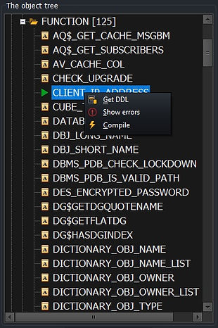 CerebroSQL - schema - function