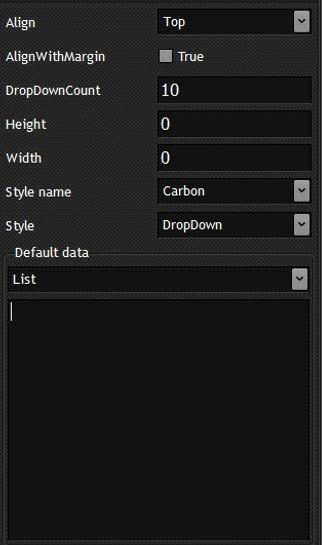 CerebroSQL - combobox parameter.jpg