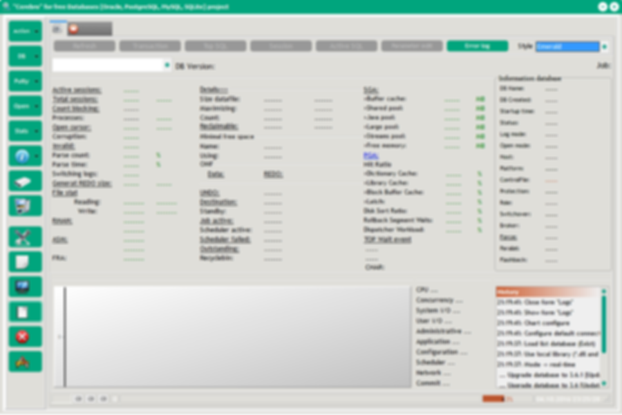 Cerebro program style [Emerald]
