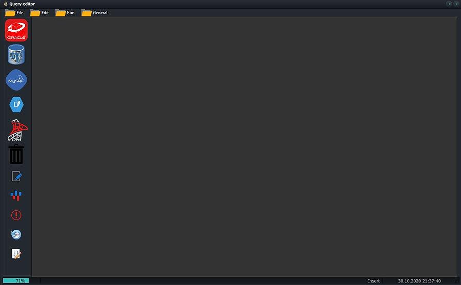 CerebroSQL query editor