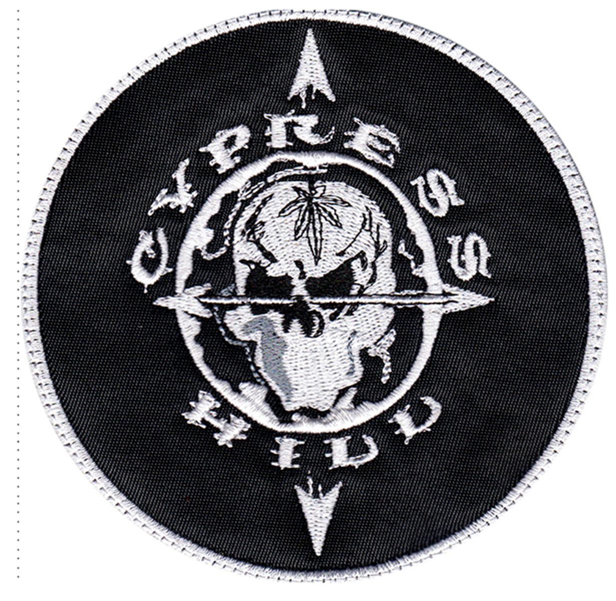 custom cypress hill patch