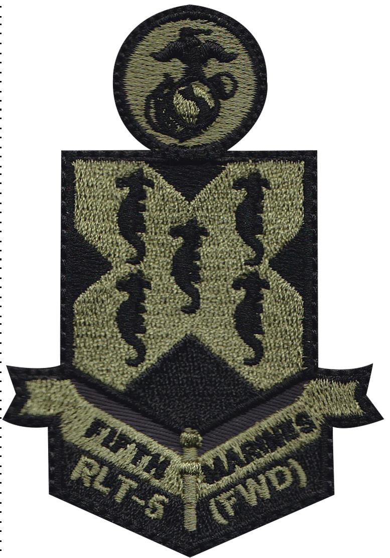 custom military patch