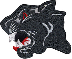 custom panther patch