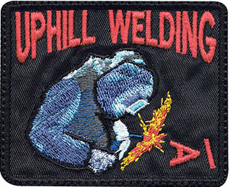 custom welding patch