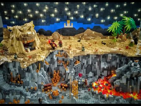 ALADDIN - La caverna delle meraviglie