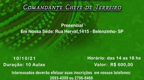 Curso Preceitos ao comandante turma aberta out/21