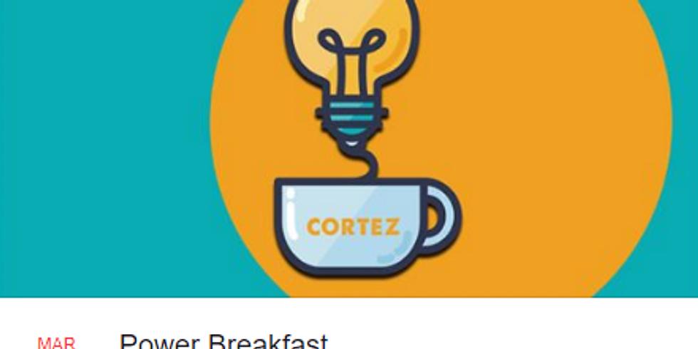 Cortez Power Breakfast