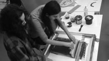 Печать полутоновых и фотографических изображений шелкографией. Семинар.