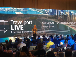 CEE on the road: Travelport LIVE MEA 2019 in Dubai, UAE