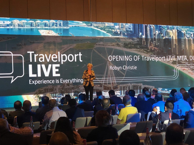 CEE on the road: Travelport LIVE MEA 2019 in Dubai, UAE