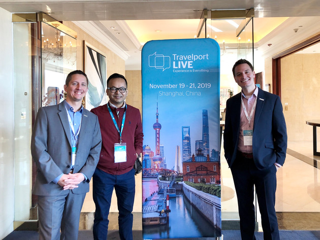 CEE on the road: Travelport LIVE APAC 2019 in Shanghai