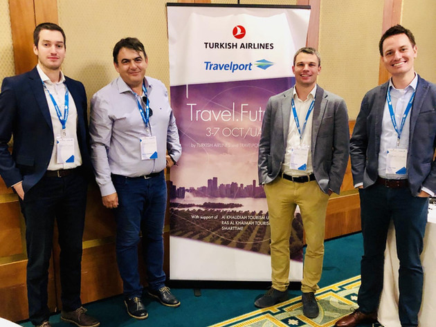CEE on the road: Travel.Future 3-7 Oct in Sharjah, UAE
