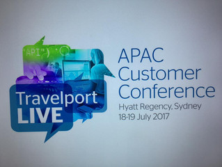 CEE Travel Systems at Travelport LIVE APAC 2017 in Sydney