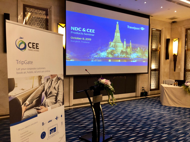 CEE on the road: Roadshow in Thailand and Myanmar 7-10 Oct