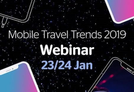 Mobilné cestovné trendy 2019