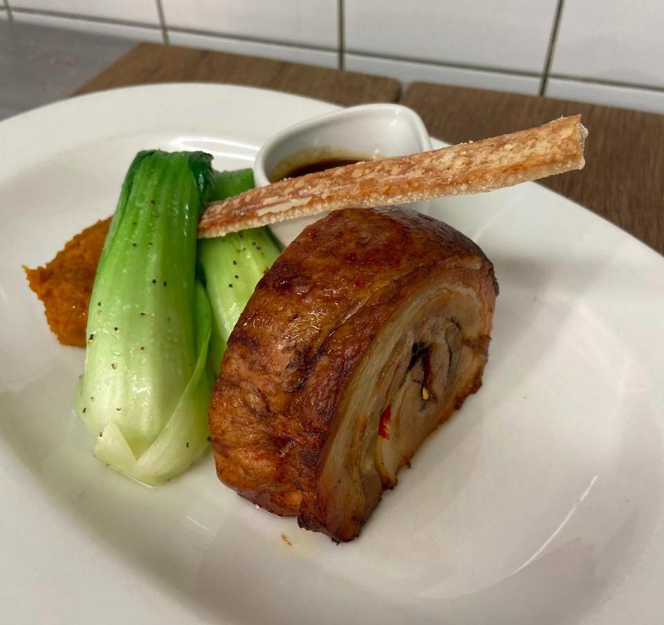 Spiced Pork Belly