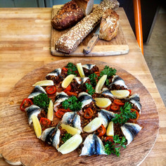 Sardines Farcis