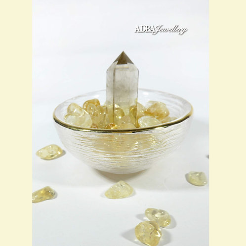 Citrine Wealth & Rich Feng Shui Decor 黃晶財運發發發風水擺設