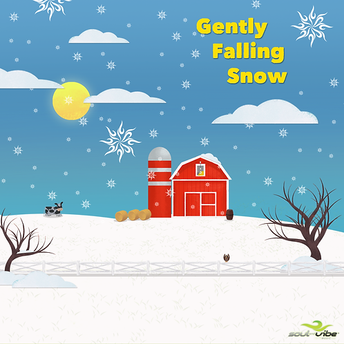 Gently Falling Snow (Soul and Vibe Music)