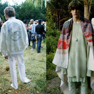 Collection Deep-Dive: Raf Simons SS2004 'May The Circle Be Unbroken'