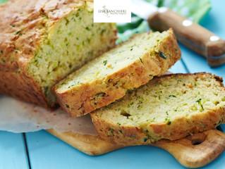 Pane alle Zucchine e Gruyère