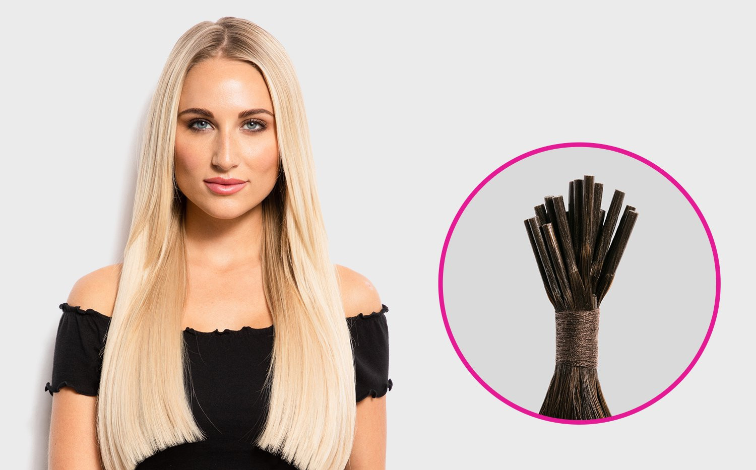 I-Link Hair Extensions