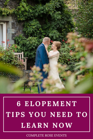 6 Elopement Tips You Need To Learn Now