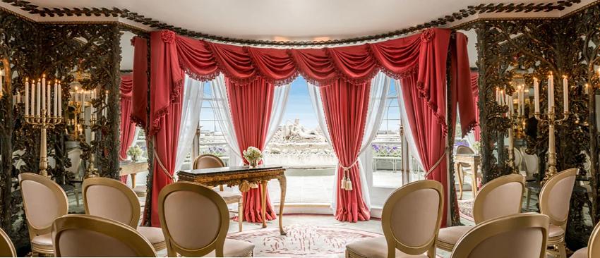 The Dorchester London Penthouse Ceremony
