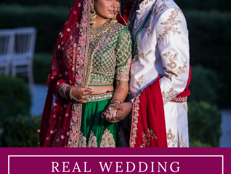 Real Wedding Stories: Asian Fusion, Luxury Surrey Wedding