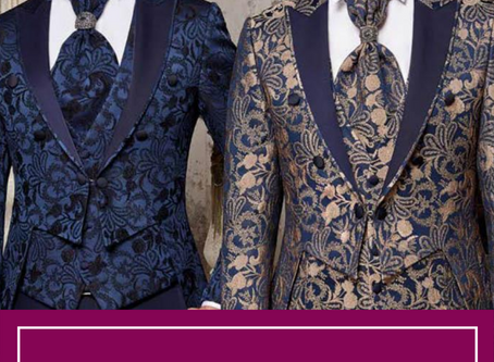 Which Wedding suit do I wear?! Featuring Aristocracy London