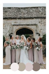 nude-winter-wedding-dress-colour-palette