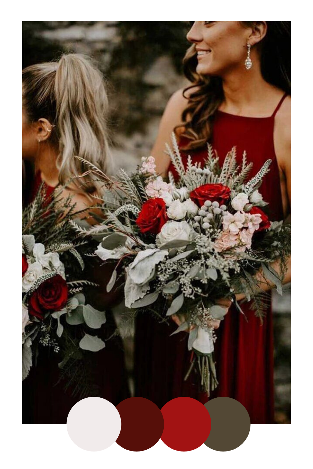 red-winter-wedding-colour-palette