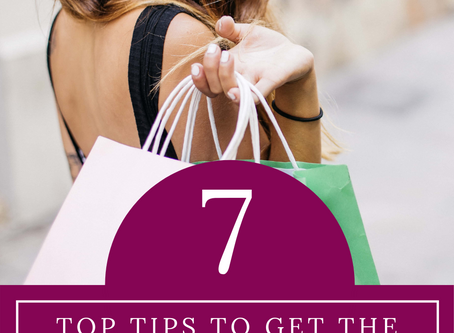 7 Top tips to get the most out of attending a Wedding Exhibition/Fayre