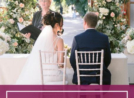 Wedding Civil Ceremony vs Church vs Celebrant Service - which to choose?!