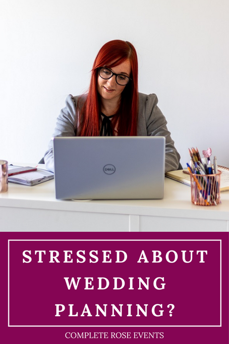 Stressed about Wedding Planning? We can help