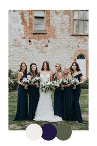 black-winter-wedding-dress-colour-palette