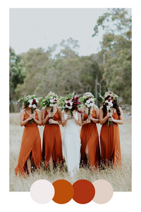 orange-winter-wedding-dress-colour-palette