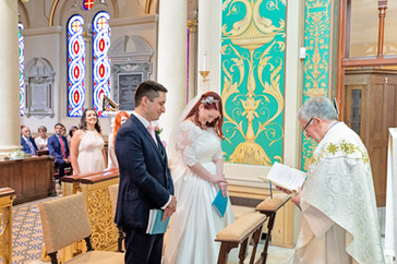 The Wedding of Rebecca and Aris 20th Jul