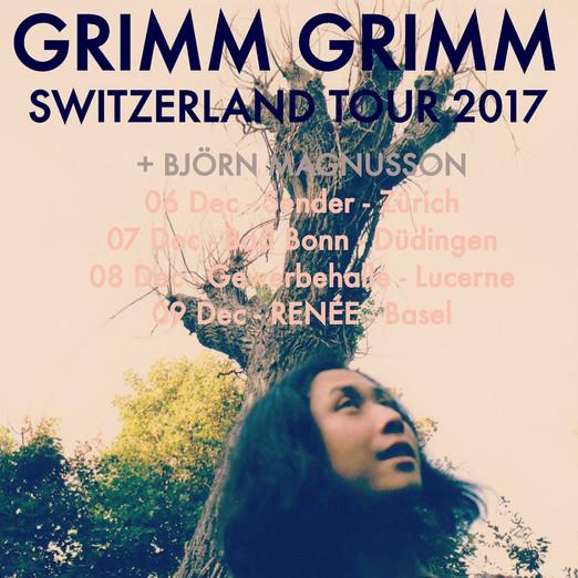 Switzerland Tour 2017