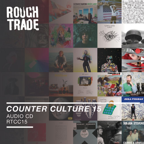 """Kazega Fuitara Sayonara"" on Rough Trade Compilation"