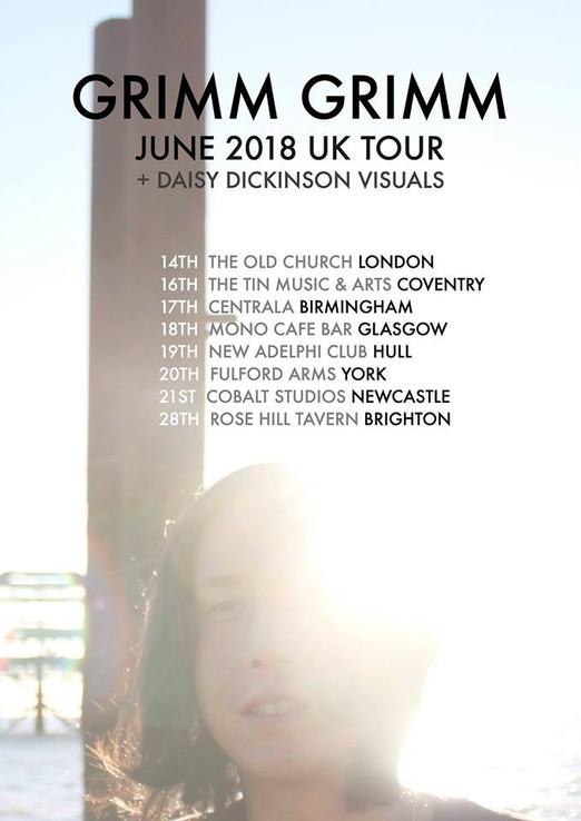 June 2018 UK Tour Announcement