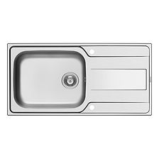 Stainless Steel Kitchen Sink 1 bowl 1000