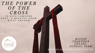 Easter Service The Power of the Cross