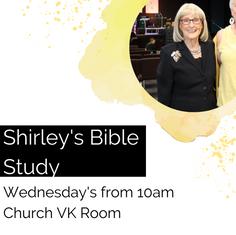 Host: Shirley Davies
