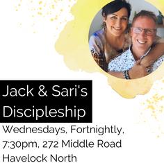 Hosts: Jack & Sari Lamborn