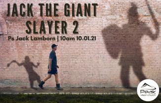 Jack the Giant Slayer 2 - Ps Jack Lamborn