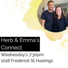 Hosts: Herb & Emma Nicoll